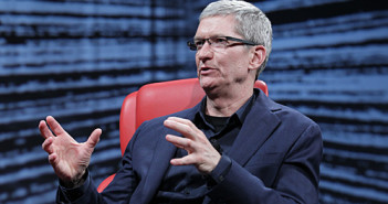 Tim Cook; Rechte: picture-alliance/dpa/Asa Mathat/All Things Digital