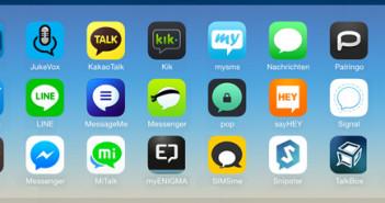 Messenger-Apps; Rechte: WDR/Dennis Horn