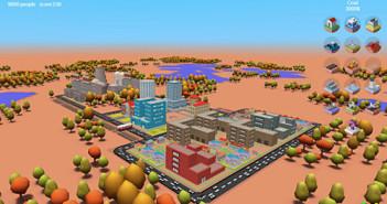 3D City; Rechte: Lo Th