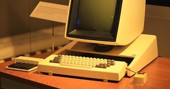 Xerox PARC Alto; Rechte: Flickr/Michael Hicks/CC BY 2.0