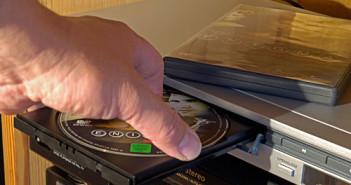 DVD-Player; Rechte: picture-alliance/Bildagentur-online/Klein