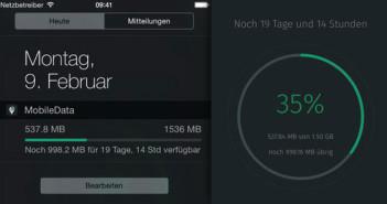 MobileData; Rechte: Florian Walter