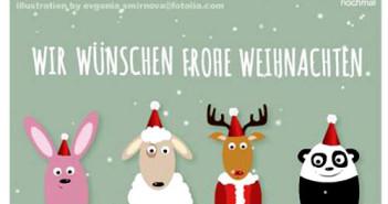 Weihnachtsgrußkarte; Rechte: WDR/Horn