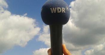 WDR-Mikrofon; Rechte: WDR/Horn