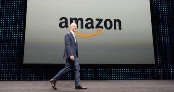 Jeff Bezos will mit seinem Unternehmen hoch hinaus; Rechte: dpa/Picture Alliance