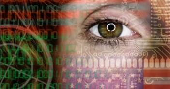 Auge im Datenstream; Rechte: dpa