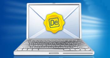 Die De-Mail: Bislang eher ein Flop; Rechte: dpa/Picture Alliance