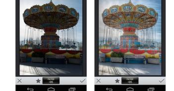 Fotofilter machen aus schlechten Fotos gute; Rechte: Google