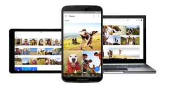 Google Photos: Aufnahmen auf allen Geräten verfügbar; Rechte: Google