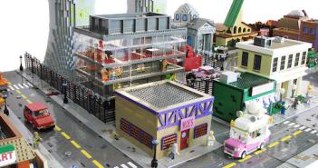 """""""Lego Springfield; Rechte: Matt De Lanoy"""