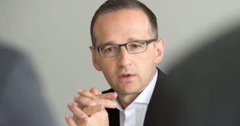 Heiko Maas; Rechte: dpa/Picture Alliance