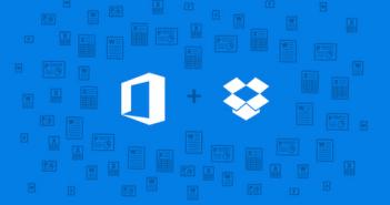 Dropbox und Microsoft kooperieren; Rechte: Dropbox