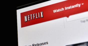 Netflix Homepage; Rechte: dpa/Picture Alliance