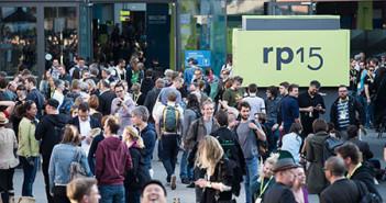 Rund 7.000 Besucher haben die re:publica 2015 besucht Rechte: re:publica/Gregor Fischer