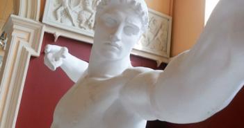 Skulpturenselfie; Rechte: Digital Culture