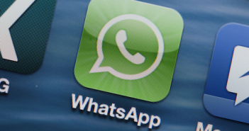 """Whatsapp-Logo; Rechte:Whatsapp"