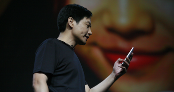 Xiaomi-Chef Lei Jun; Rechte: dpa/Picture Alliance