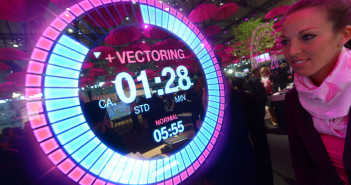 Vectoring Technologie auf der CeBIT; Rechte: dpa/Picture Alliance