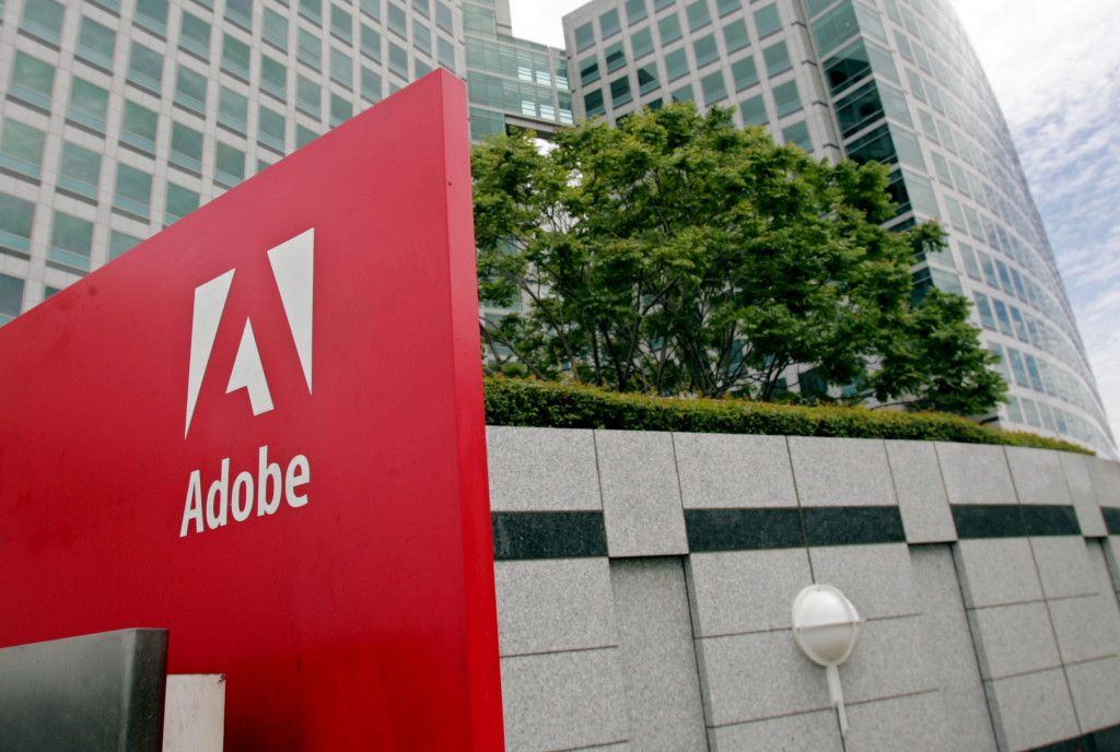 Adobe Systems Inc.; Rechte: dpa/Picture Alliance