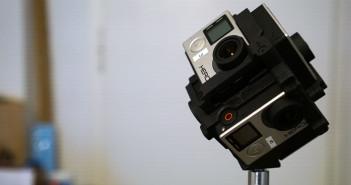 Kamera für 360° Video; Rechte: WDR/Ohrndorf