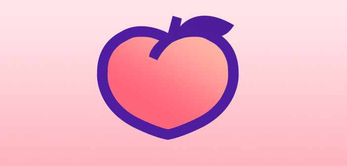 Pfirsich-Emoji