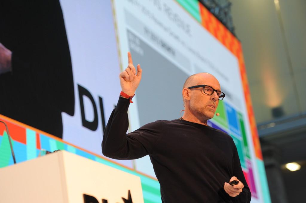 Scott Galloway auf der DLD in München