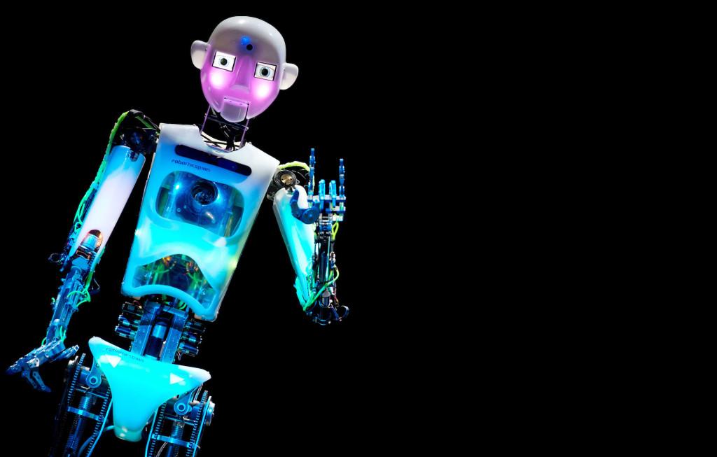 Social Robots sind wie Roboter, die im Netz agieren