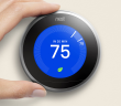 Nest Thermostat; Rechte: Nest