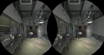 Screenshot: VR-Test; Rechte: Steam VR