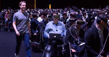 Mark Zuckerberg; Rechte: Facebook
