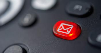 Mailbox-Knopf
