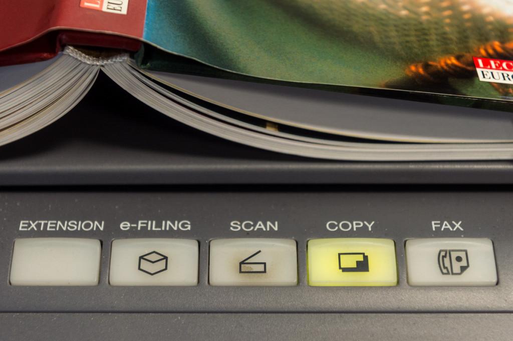 Auch Scanner können grundsätzlich gehackt werden