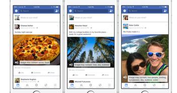 Wir laden jede Menge Fotos in Soziale Netzwerke; Rechte: Facebook