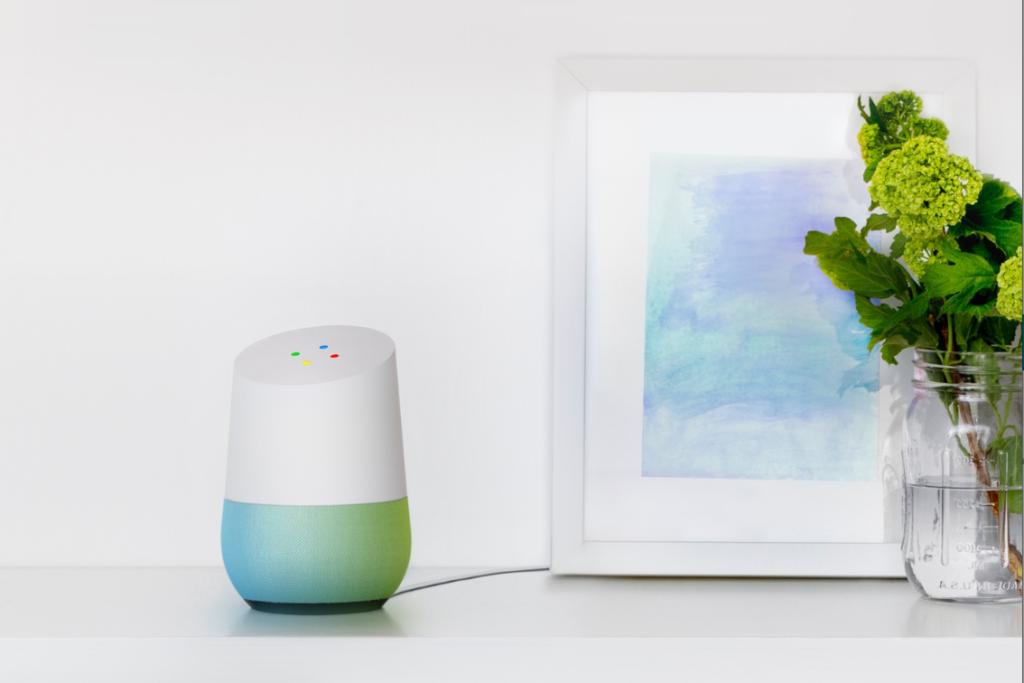 Google Home; Rechte: Google
