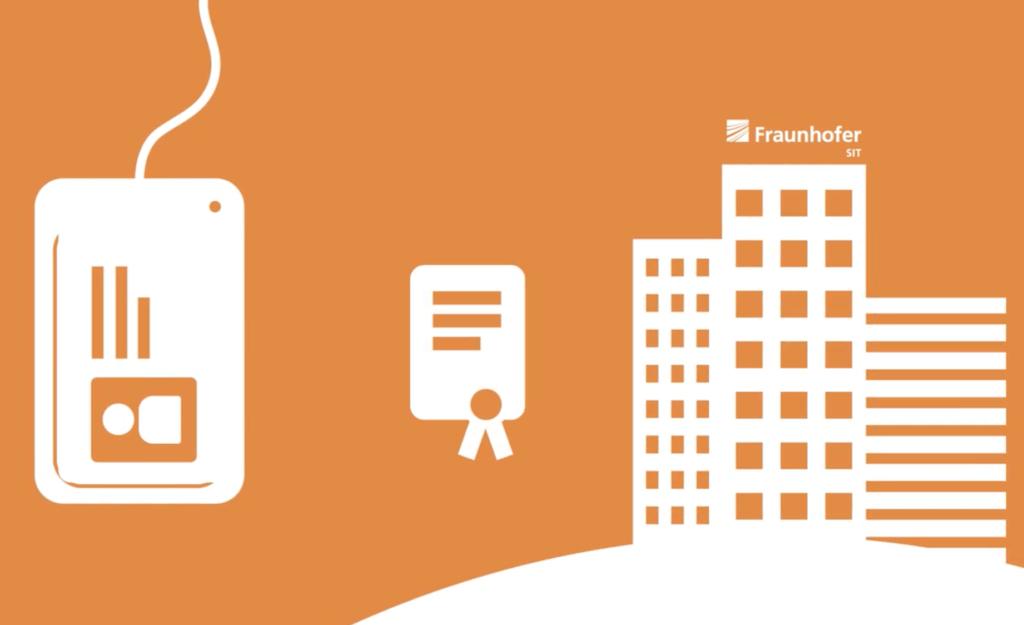 Zertifikate kommen vom Fraunhofer Institut; Rechte: Telekom