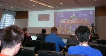 Protokollarbeitsgruppe der IETF [Bildrechte: WDR/Welchering]