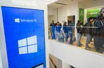 Microsoft hat ein gutes Geschäftsquartal hingelegt; Rechte: dpa/Picture Alliance