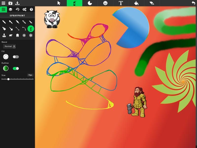 Sketchpad: Web-App für kreatives Zeichnen › Digitalistan