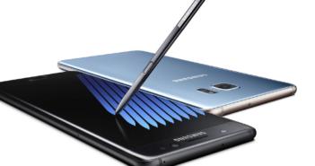 Samsung Galaxy Note7: Kann Feuer fangen