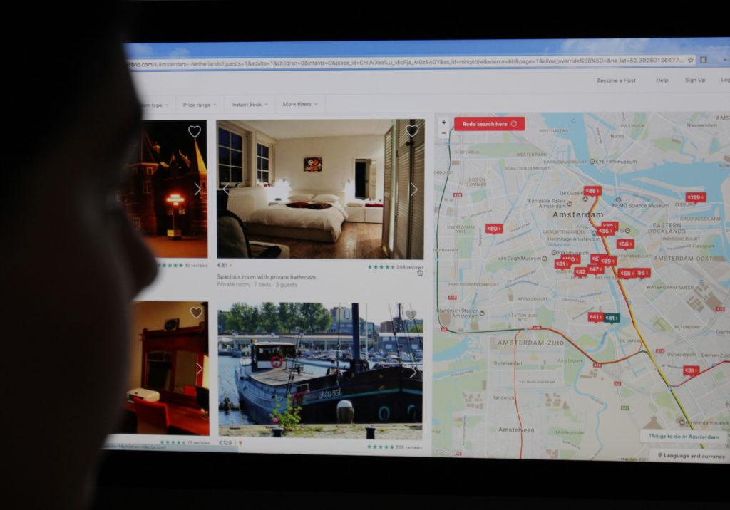 Airbnb zertört Hotels und Wohnraum gleichermaßen; Rechte: dpa/Picture Alliance