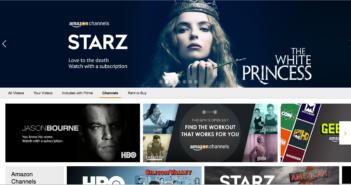 Amazon Channels: Zum Start 26 Spartenprogramme; Rechte: Amazon/WDR