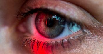 Die Iris im Auge ist unverwechselbar: Doch das S8 lässt sich austricksen; Rechte: dpa/Picture Alliance