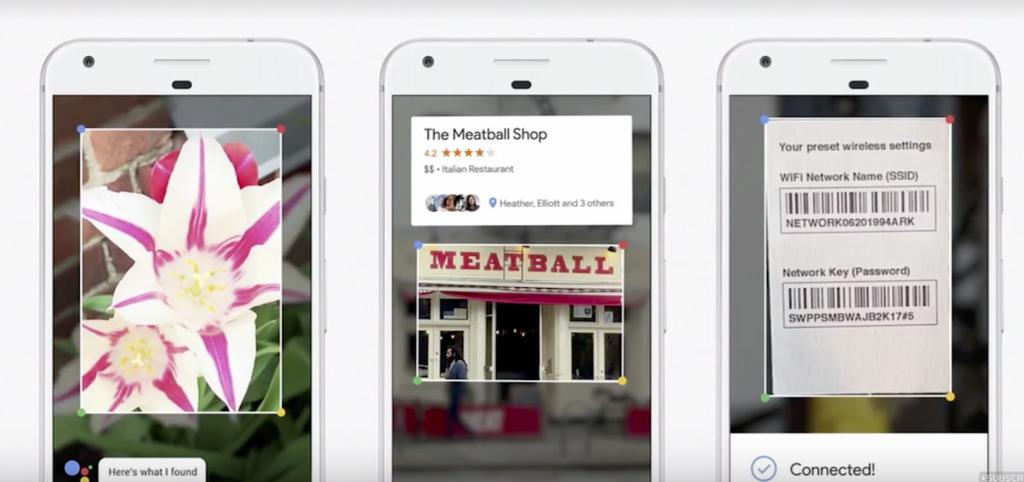Google Lens ist vielseitig einsetzbar; Rechte: Google