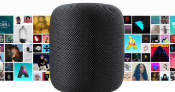 Homepod: Apples WLAN-Lautsprecher kommt erst im Dezember; Rechte: Apple