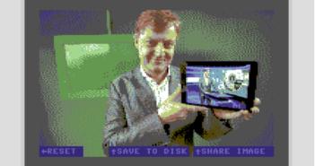 Jörg in C64-Optik; Rechte: WDR/Schieb