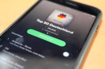 Spotify: In der Gratisversion viele Einschränkungen - und Werbung; Rechte: WDR/Schieb