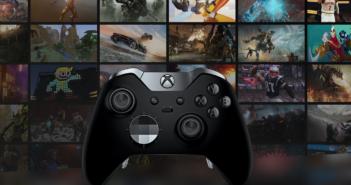 Xbox One X mit True 4K Spielen; Rechte: Microsoft