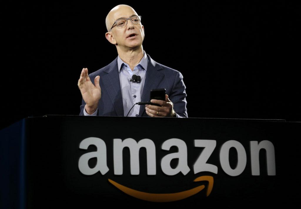 Amzon-Gründer Jeff Bezos plant womöglich einen eigenen Messenger; Rechte: dpa/Picture Alliance