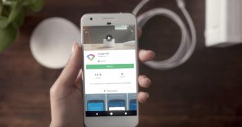 Google WiFi: Einrichten per App; Rechte: Google
