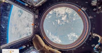 Raumstation ISS; Rechte: Google